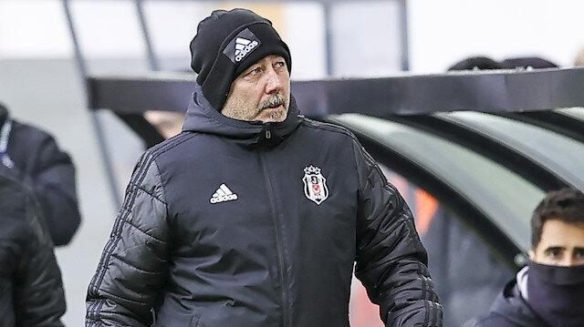 Beşiktaş Teknik Direktörü Sergen Yalçın'dan şampiyonluk tahmini