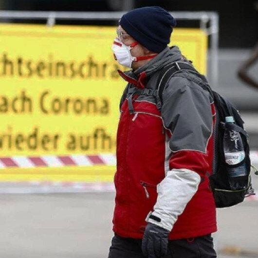 Almanya'da son 24 saatte koronavirüs nedeniyle 394 kişi öldü: Toplam vaka sayısı 2 buçuk milyon