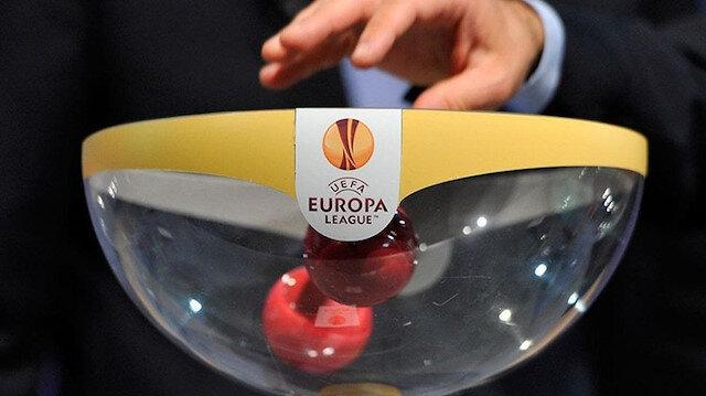 Avrupa Ligi'nde dev eşleşme