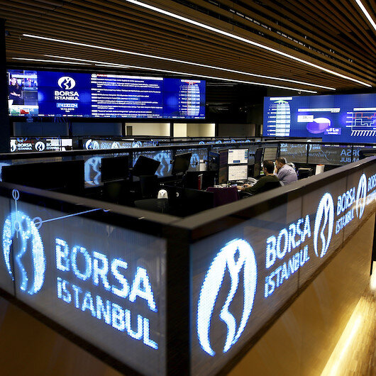 Borsa Istanbul down at Friday open