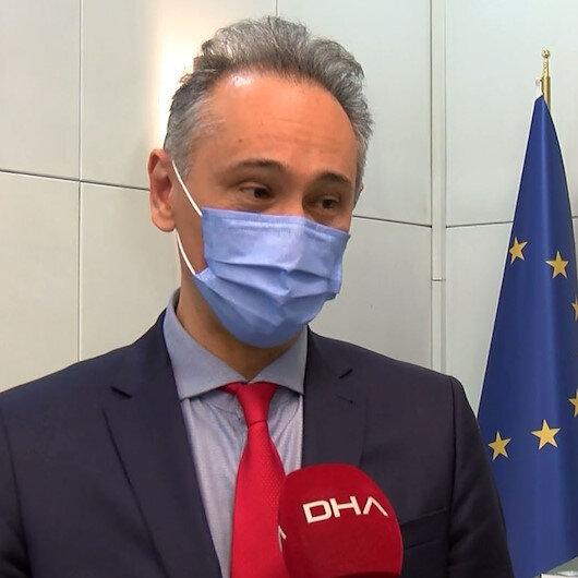 DSÖ Türkiye Tesilcisi Batyr Berdyklychev koronavirüste mutasyon görülen ülke sayısını açıkladı