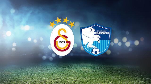 Galatasaray-Erzurumspor