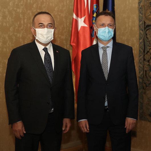 Croatia remembers Turkey's 'great help' after quake