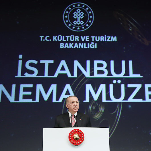 Erdoğan says Turkey's Galataport to go live in April