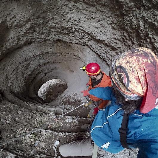 Doğa araştırmacısı iki arkadaş 2 bin 500 yıllık gizli geçidi ortaya çıkardı: Safranbolu tarihinde yeni bir sayfa açılabilir