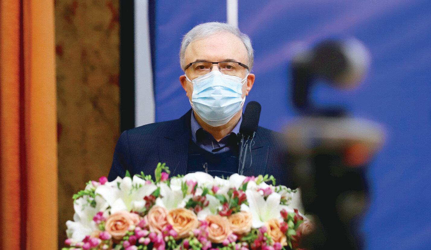 İran Sağlık Bakanı Said Nemeki