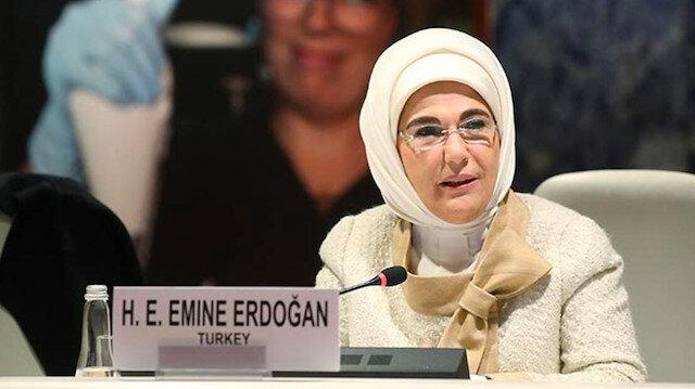 عقيلة أردوغان: رصاص الأيديولوجيا حطم أحلام الشباب بانقلاب 1997