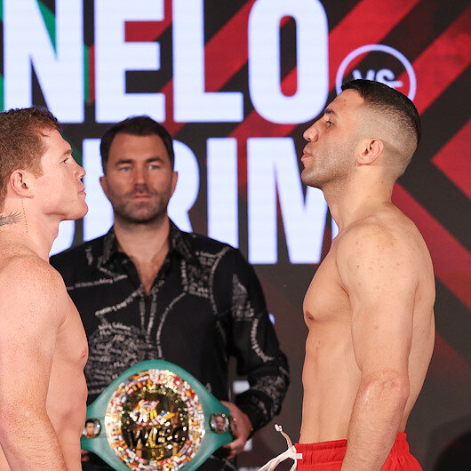 Boxing: 'Canelo' beats Turkey's Yildirim in 3 rounds