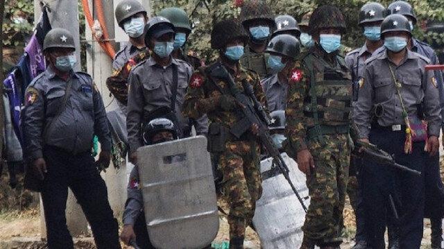 ميانمار.. 10 قتلى إثر قمع الاحتجاجات المناهضة للانقلاب