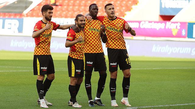 Galibiyet serisi 3 maça çıktı