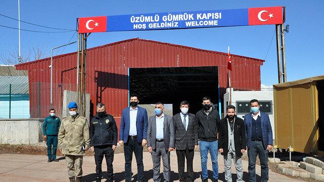 """استئناف عمل معبر """"أوزوملو"""" الحدودي بين تركيا والعراق"""