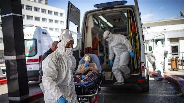تركيا.. 71 وفاة و9193 إصابة بكورونا