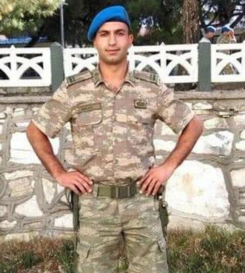 İlçe Jandarma Komutanı Teğmen Musa Bulut'un cansız bedeni bulundu.