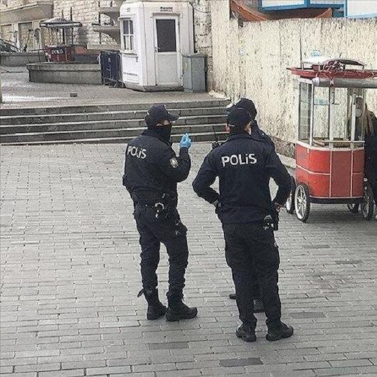 تركيا.. ضبط 18 مهاجرًا غير نظامي غربي إسطنبول