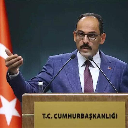 قالن: تركيا تستحق دستورًا يقف سدًا أمام الانقلابات العسكرية
