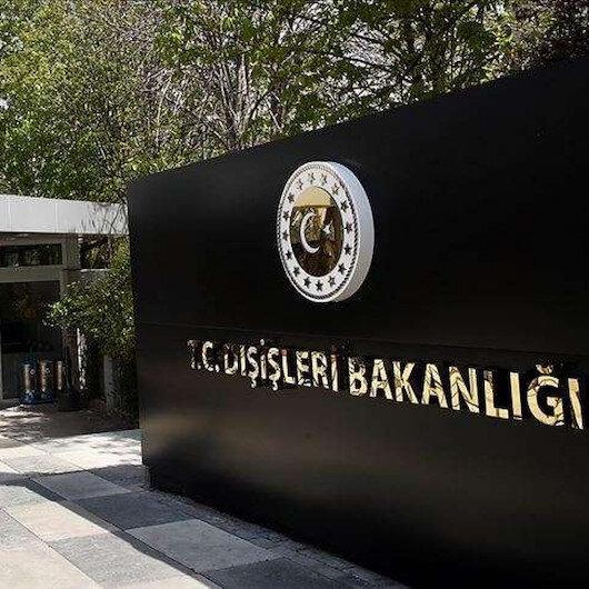 تركيا: نأمل إنهاء العنف وإحلال السلام في أفغانستان بأقرب وقت