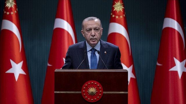 أردوغان: مصممون على استكمال دستور مدني جديد