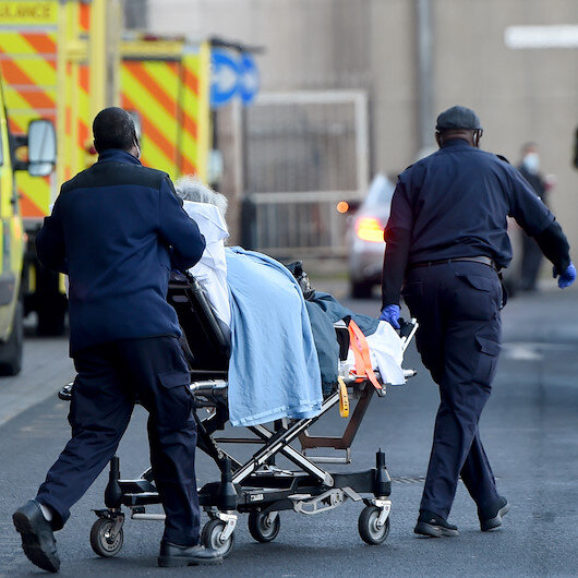COVID-19 deaths, infections continue to fall in UK