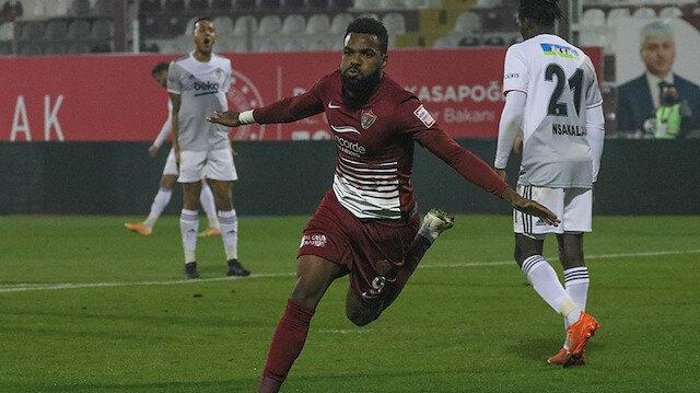 Boupendza'dan transfer açıklaması: Beni istemeleri büyük onur