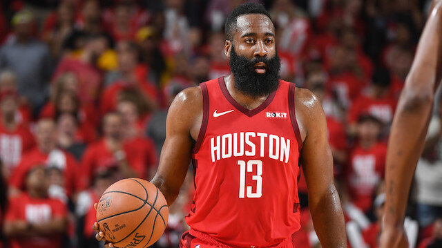 Houston Rockets eski yıldızı James Harden'ın formasını emekli edecek