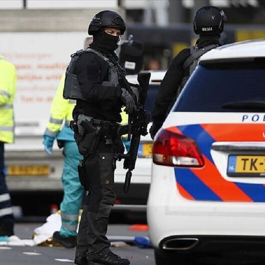 Explosion near COVID-19 test center in Netherlands