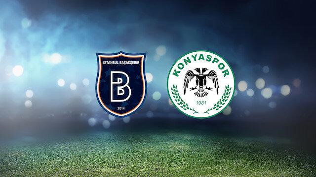 Başakşehir-Konyaspor (CANLI)