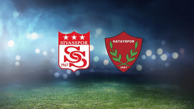 Sivasspor-Hatayspor (CANLI)
