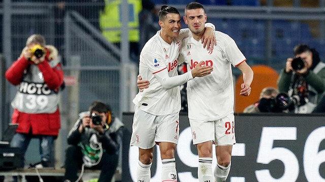 Cristiano Ronaldo rekor kırdı: Juventus farklı kazandı (ÖZET)