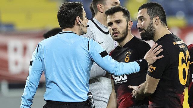Arda Turan Ankaragücü maçı sonrasında isyan etti: