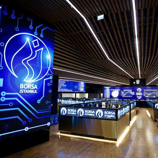 Turkey's Borsa Istanbul up at Wednesday open