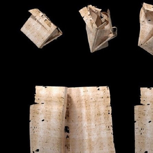 US researchers find way to read sealed historic letters