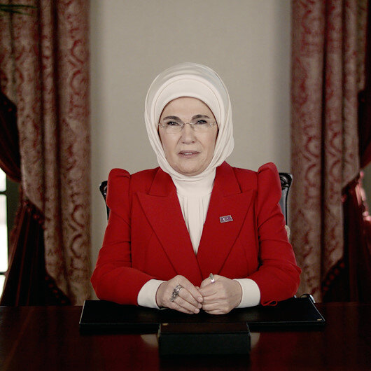 Turkish first lady encourages more women empowerment