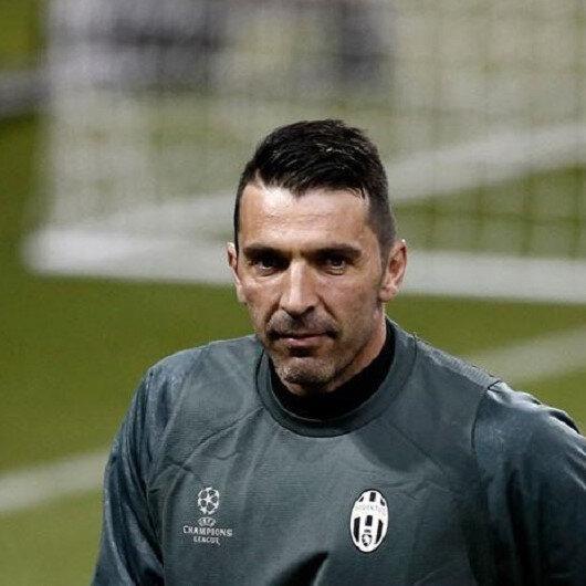 Italian goalie Buffon plans to retire in 2023 at latest