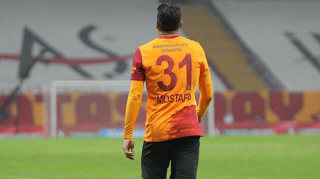 Galatasaray'ın yıldızı Mostafa Mohamed'in kırmızı kart cezası belli oldu