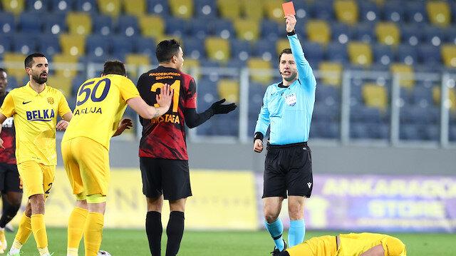 Galatasaray Beşiktaş'ı emsal gösterdi: Rüştü Reçber'li savunma