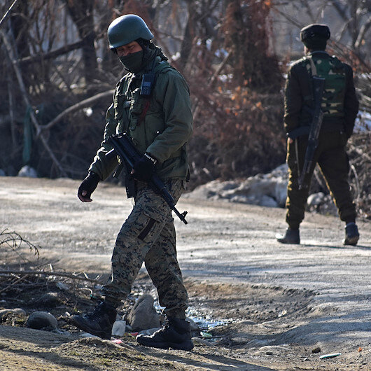 Three Indian soldiers commit suicide in Kashmir