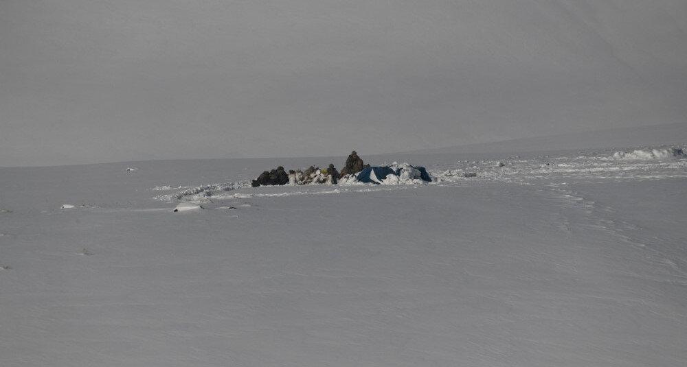 Bölgede İHA, CN-235 uçağı ve bir helikopter ile yapılan arama çalışmaları sonucunda helikopterin kaza kırıma uğradığı tespit edilmişti.