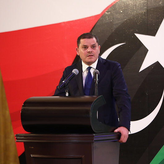 Libya's premier-designate names 27-member unity gov't