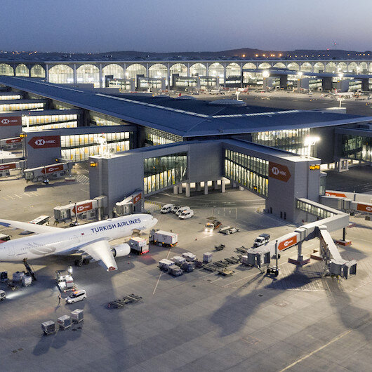 Turkish airports see 5.2M passengers in February