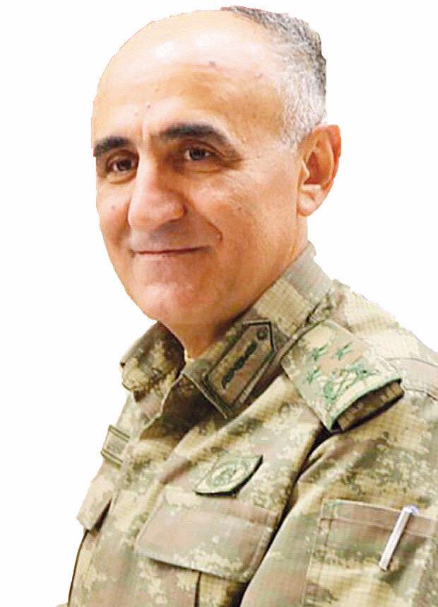 2017 yılında 8. Kolordu Komutanlığı'na atanan Erbaş, evli ve 2 çocuk babasıydı.