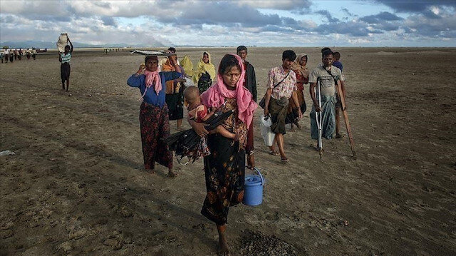 """الروهنغيا بجزيرة """"بهاسان"""" النائية.. القلق الدولي ليس جلا"""