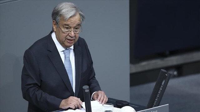 غوتيريش يعلن استعداد الأمم المتحدة للمشاركة بمفاوضات سد النهضة