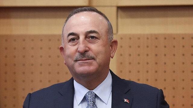 وزير الخارجية التركي يزور قرغيزيا في 10 مارس