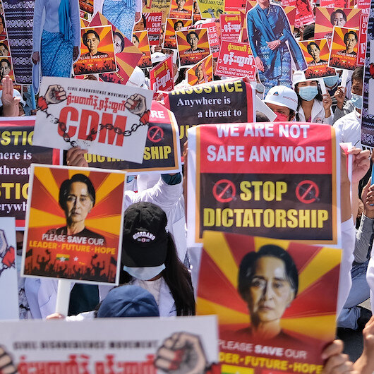 Two Suu Kyi party members tortured to death in Myanmar