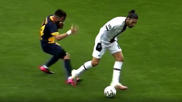 İbrahim Akdağ-Lucas Castro pozisyonu tartışmalara neden oldu