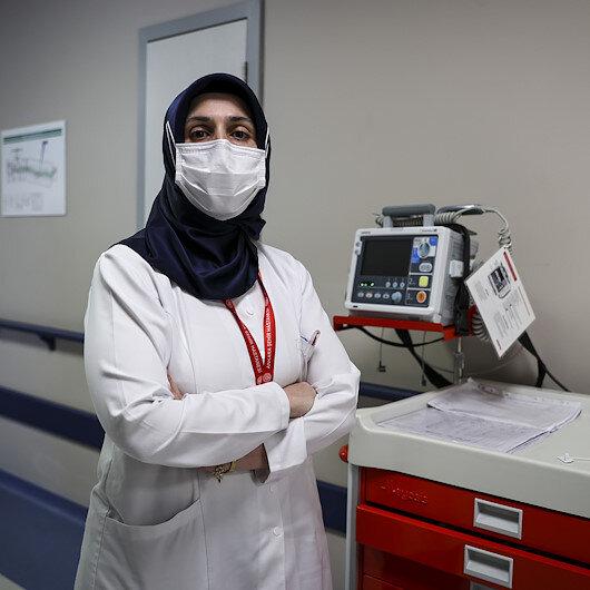 Turkey's female health workers demand safety