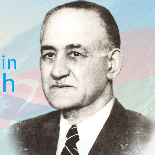 Azerbaijan founder commemorated 66 years after death