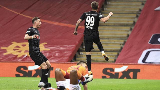 Tyler Boyd: Sadece Sivasspor için değil Beşiktaş için de önemli maçtı