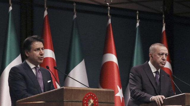 التجارة والاستثمار يعكسان العلاقة الصاعدة بين تركيا وإيطاليا