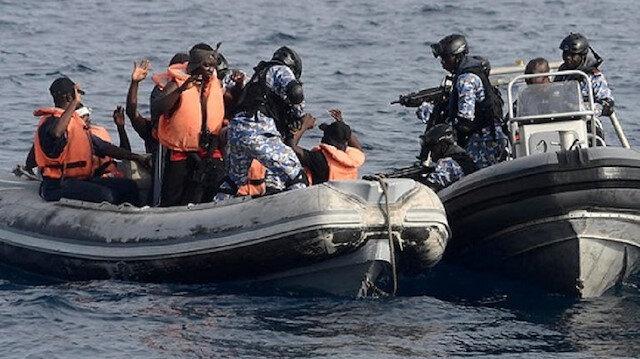نيجيريا.. إنقاذ 14 بحارا اختطفهم قراصنة في خليج غينيا